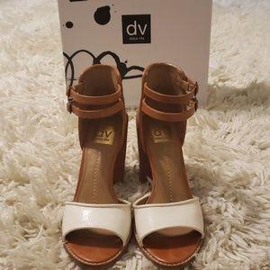 Dolce Vita Marynn chunky heel sandal